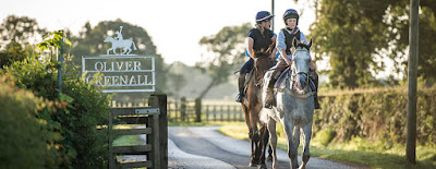 Oliver Greenall Horse Trainer