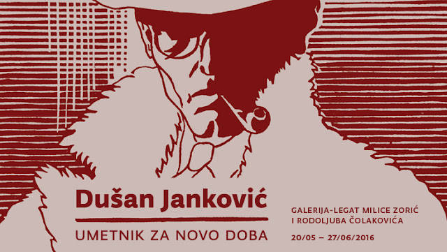 """""""Dušan Janković: Umetnik za novo doba"""""""
