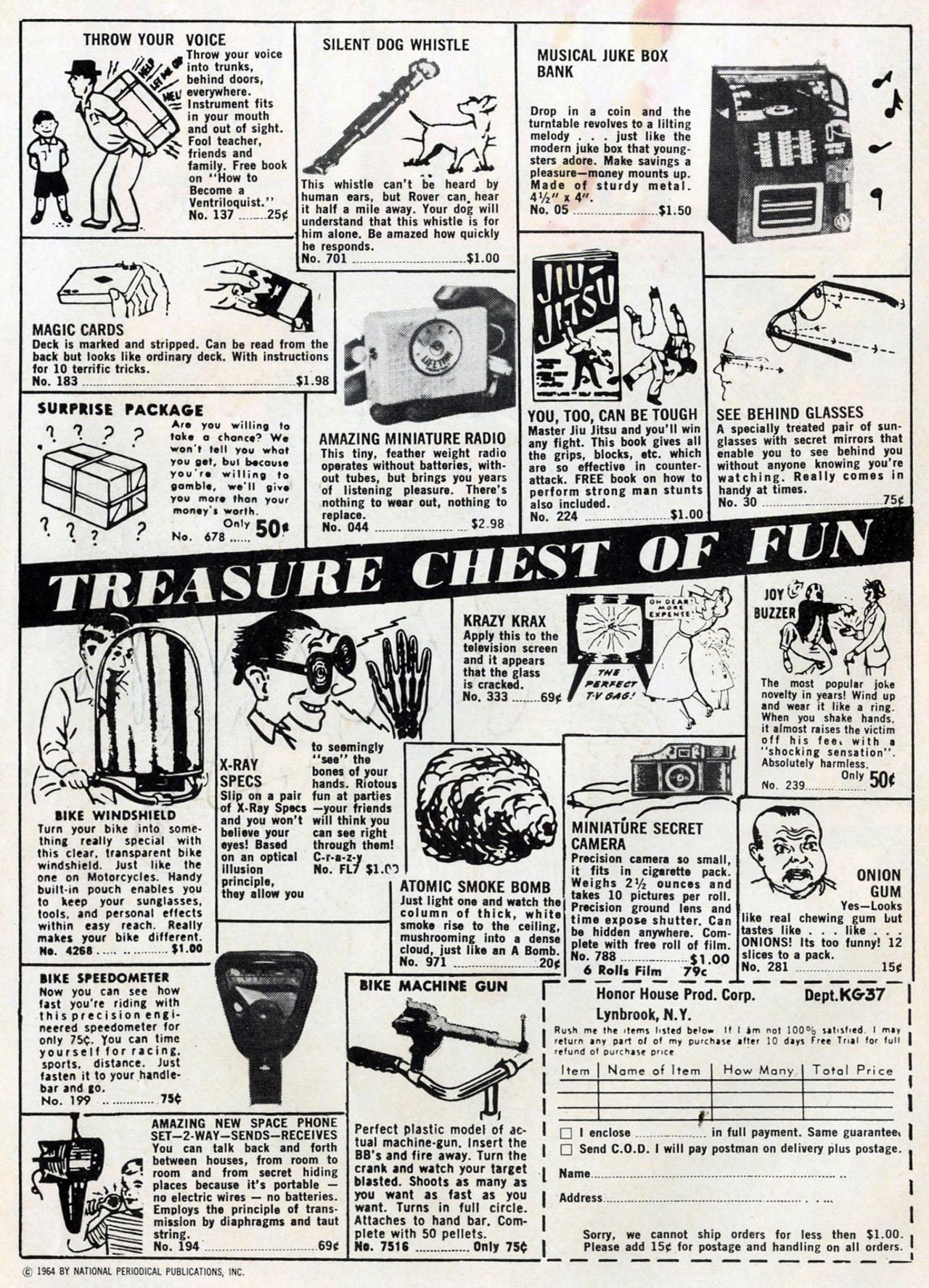 Detective Comics (1937) 329 Page 1