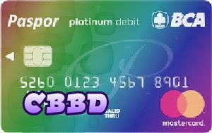 Jenis kartu atm debit bca platinum