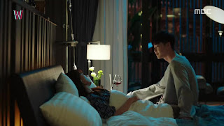 Sinopsis W - Two Worlds Episode 3 - 2