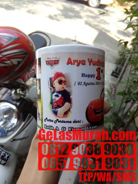 MUG PRESS PACKAGE JAKARTA