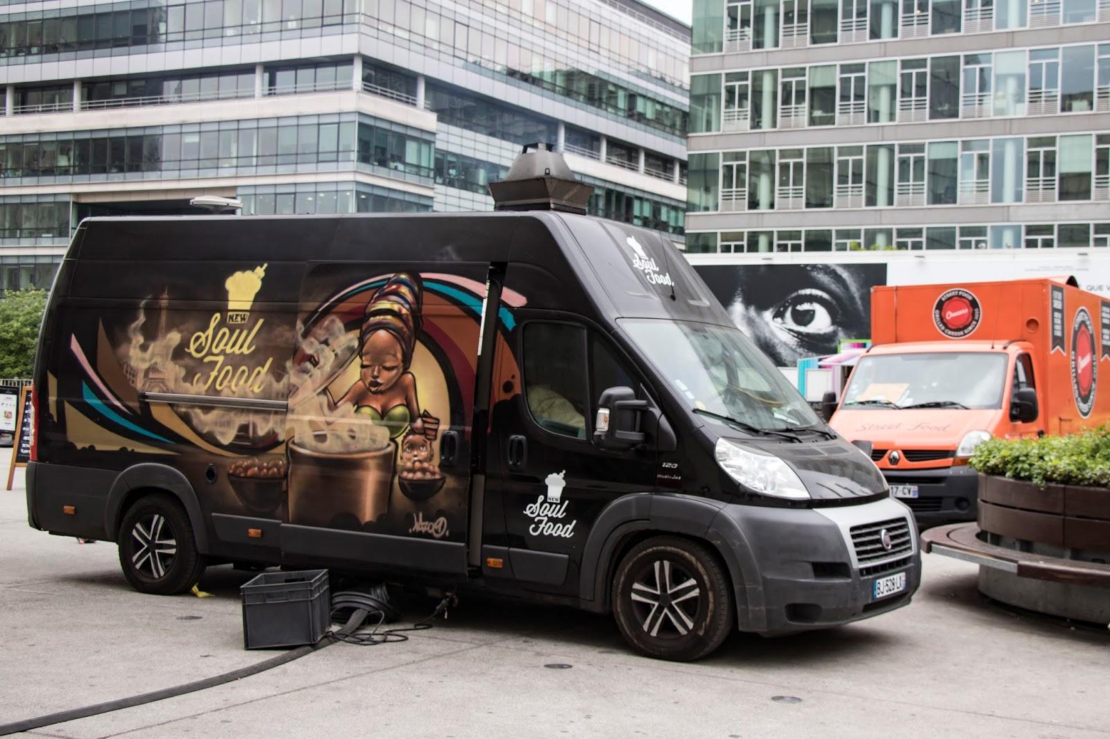 Soul Food Truck Paris