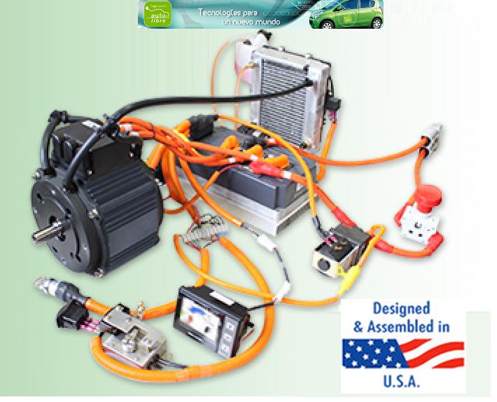 Coches Electricos Motor Vehiculo Electrico Conversiones