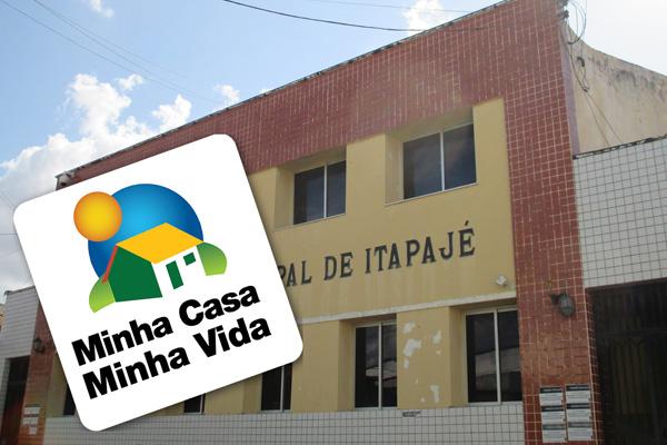 Itapajé: Município será beneficiado com 187 casas do MCMV; cadastramento das famílias começa no dia 1º de junho