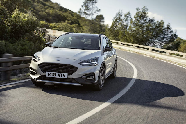 Novo Ford Focus 2019 Active