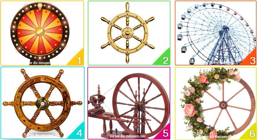 Elige una rueda y descubre qué cambios aceptarías