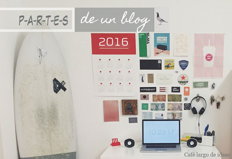 Partes de un blog : blogging