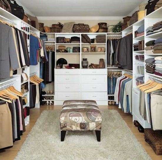 Wood Furniture Manufacturers: Walk In Wardrobe Designs For