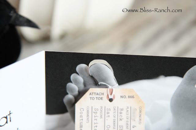 Toe Tag Invites