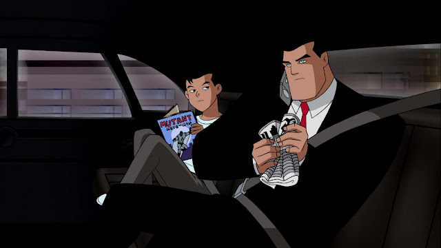 Batman: El misterio de Batimujer - Latino - 1080p - Captura 2