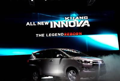 Seberapa Mahal Toyota Kijang Innova Venturer?