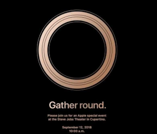 Apple Special Event Announced