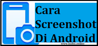 cara screenshot di android