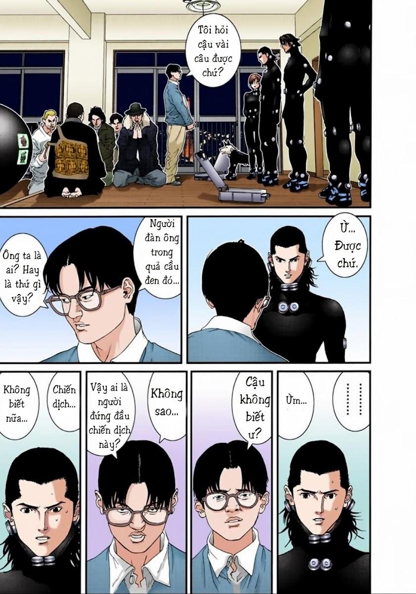 Gantz Chap 60: Lời chỉ dẫn trang 7