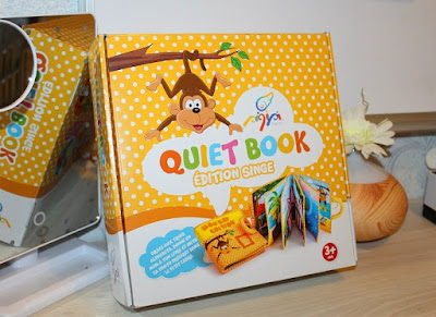 test du quiet book piqipi
