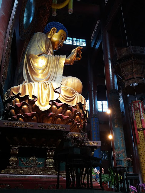templo lingyin hangzou