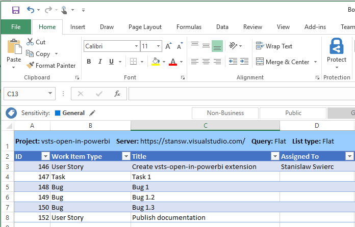 It is not overengineering!: How to migrate VSTS reports from