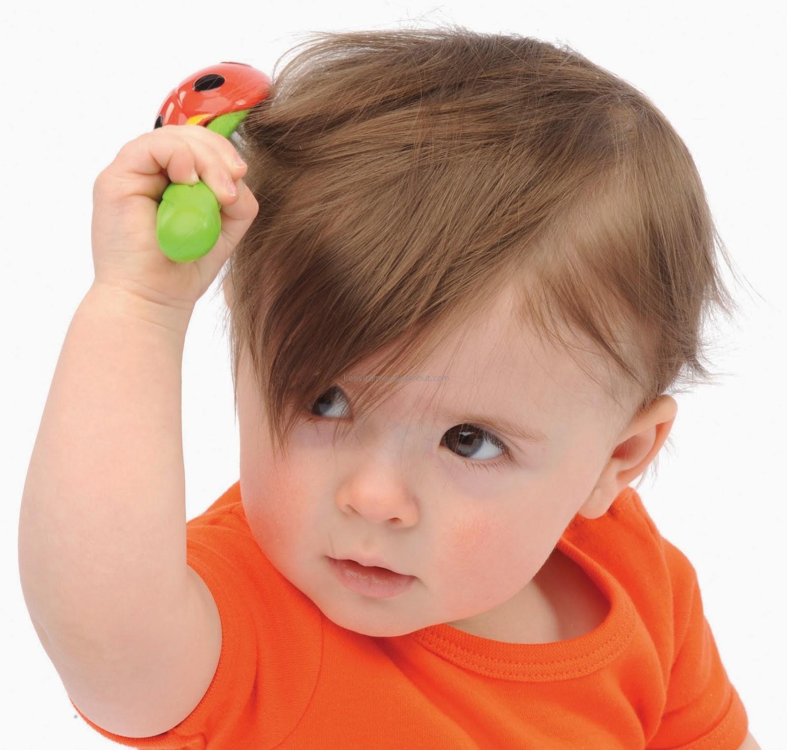 9 Tips Cerdas Merawat Rambut Sang Buah Hati Ulasan Seputar Ibu