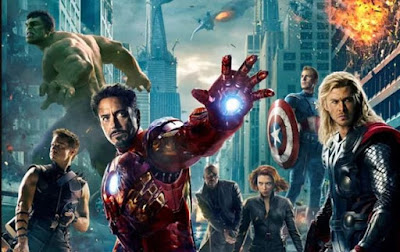 Avenger Road to Infinity War Banner