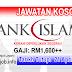 Job Vacancy at BIMB - Bank Islam