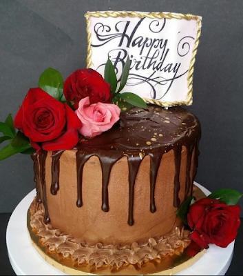 10 Kreasi Cake Ulang Tahun Sederhana Yang Unik Terbaru 2017 Untuk Semua Usia