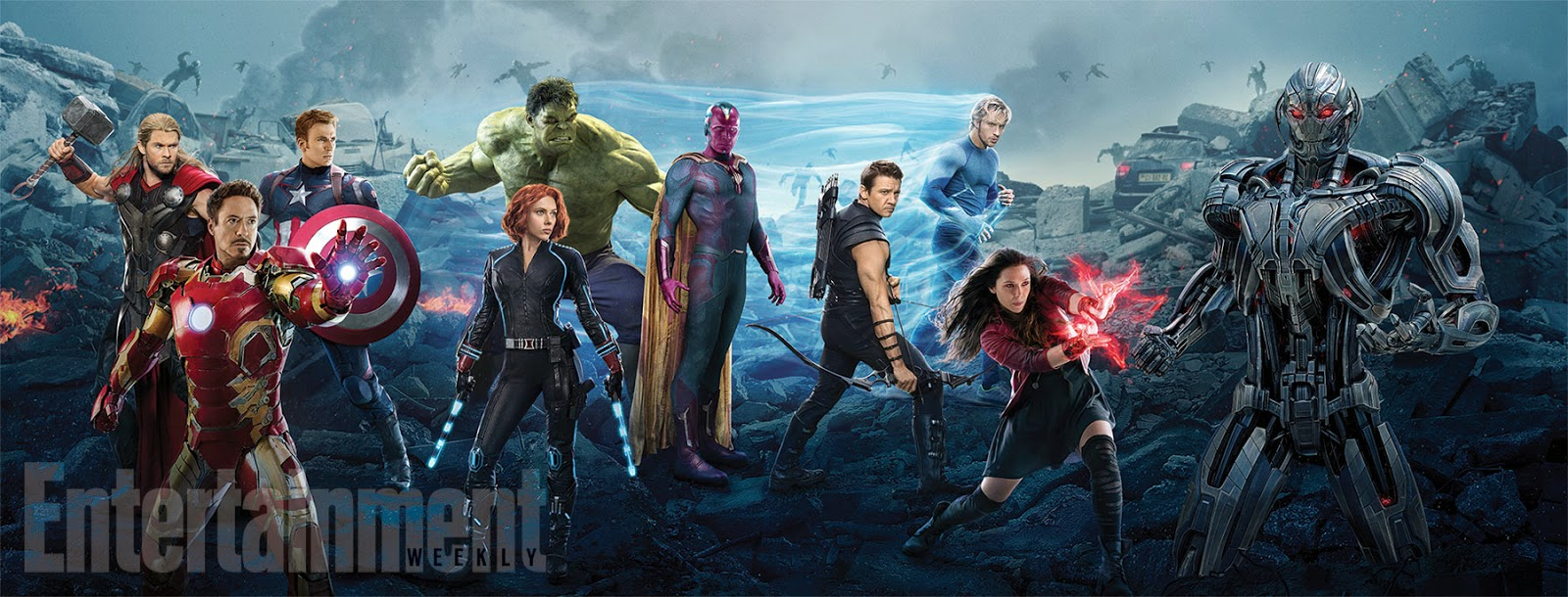 Avengers 2 Age of Ultr...