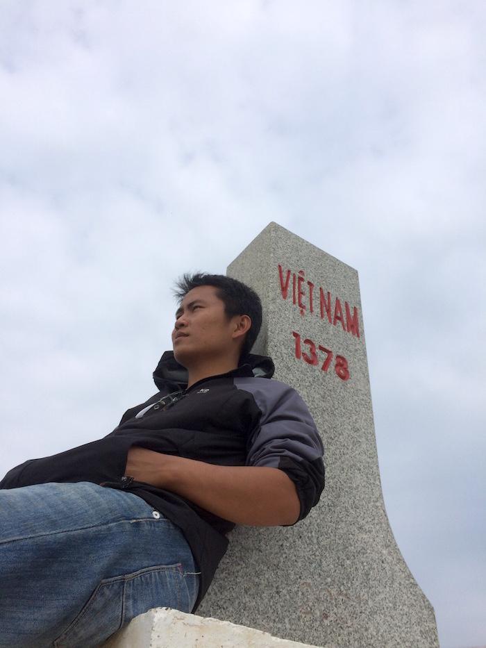 Cột mốc biên giới trên biển 1378 - mốc xa nhất về phía Đông Bắc