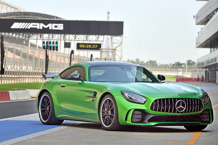 Mercedes-AMG GT 2020 bắt đầu đi vào sản xuất tại Mỹ