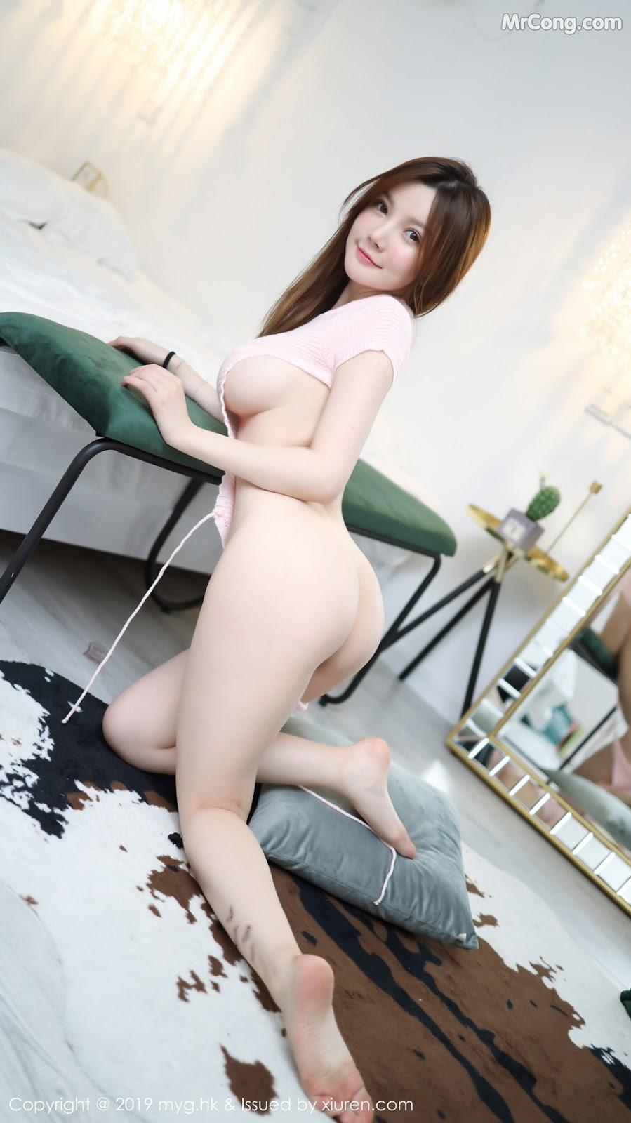 MyGirl Vol.417: 糯美子Mini (66P)