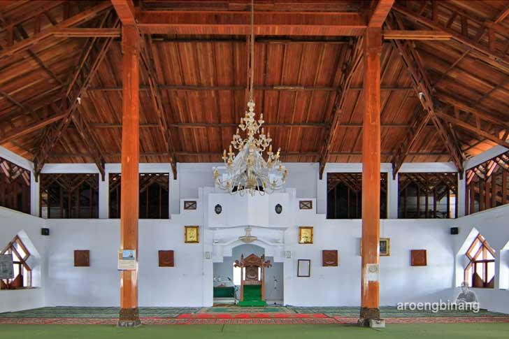 masjid agung al-falah kyai mojo minahasa sulawesi utara