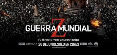 World War Z Mexico