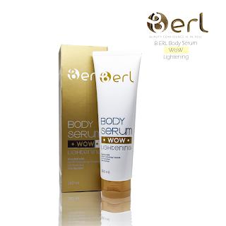 Best Seller B ERL Body Serum