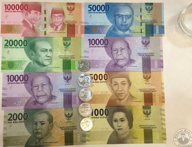 Uang Rupiah Terbaru