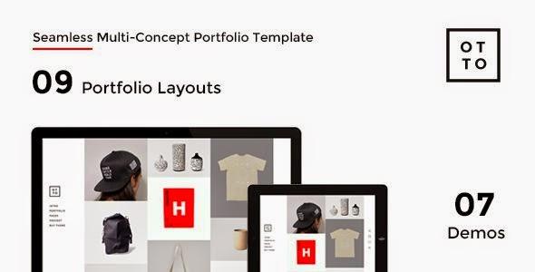Best Responsive Premium HTML Portfolio Template