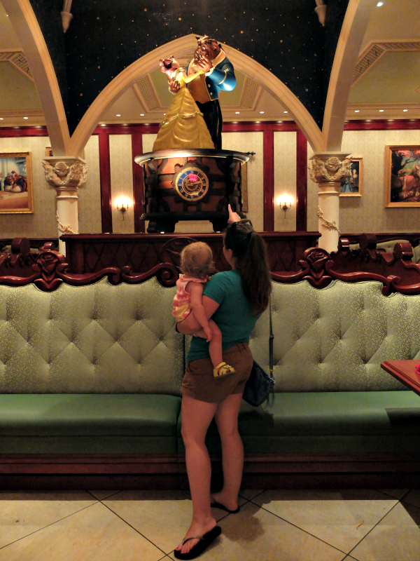Walt Disney World dining, Magic Kingdom, Be Our Guest