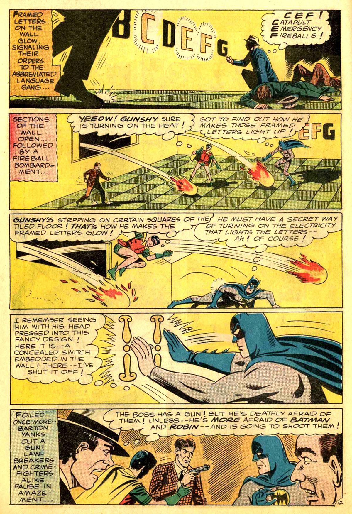Detective Comics (1937) 360 Page 17