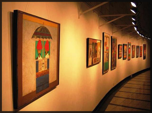JEHANGIR ART GALLERY  Amazing Maharashtra