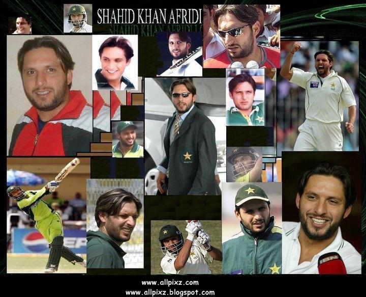 Shahid Khan Afridi