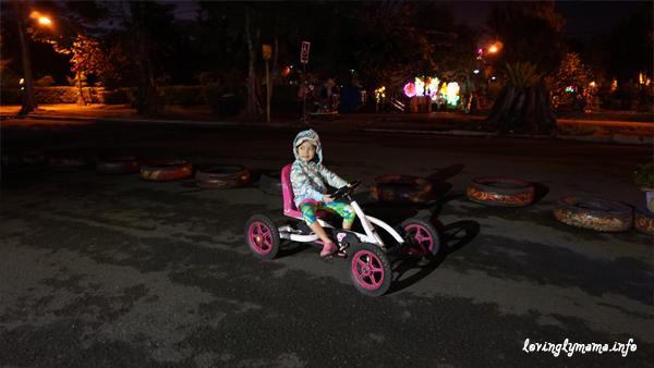 Baguio City - pedal go-kart - Burnham Park