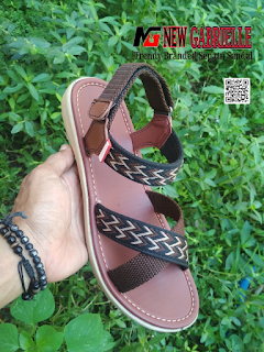 Sandal flat NewGabrielle baru