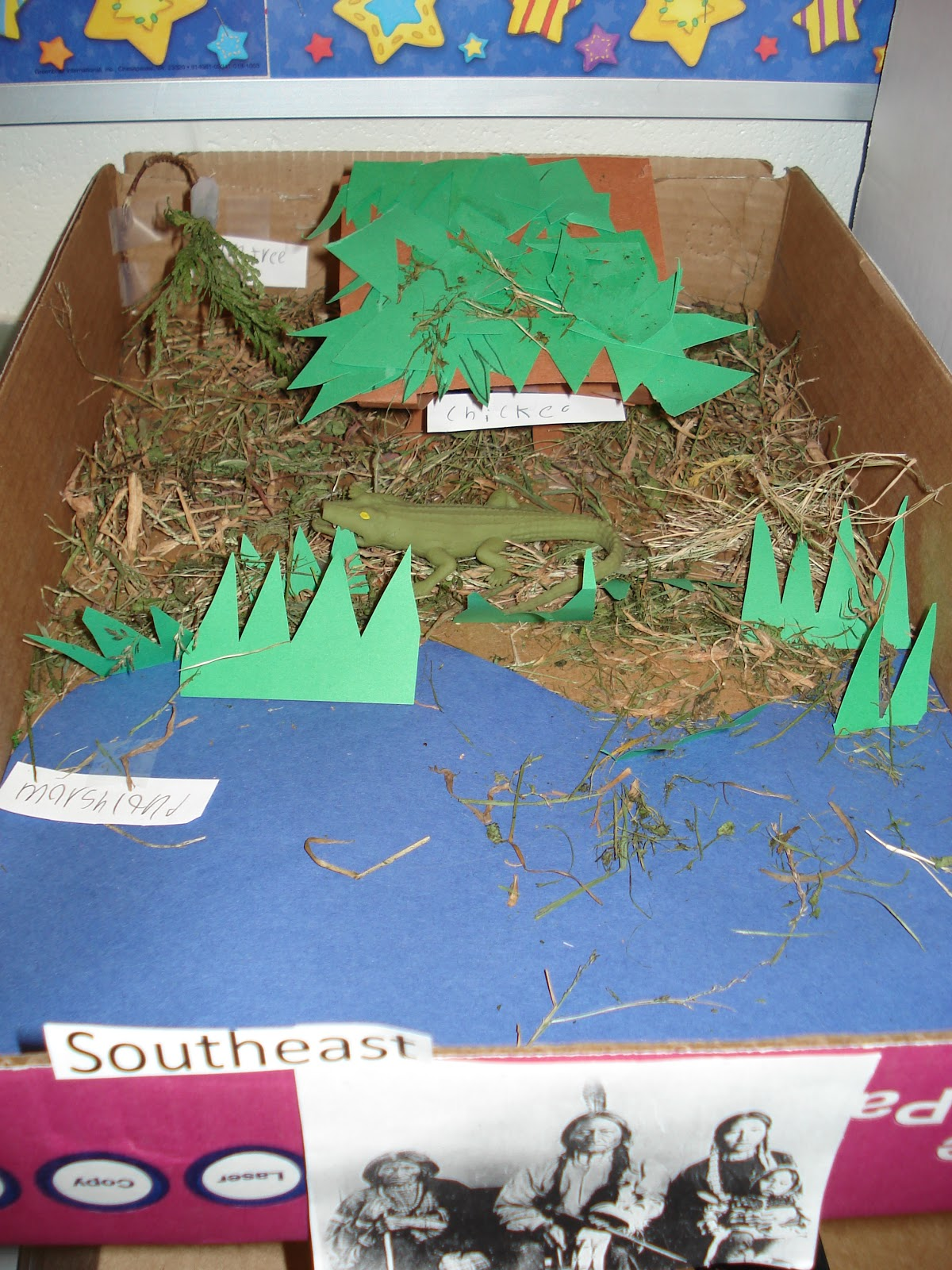 Mrs Farnsworth S Elp Classroom Blog Diorama Pictures