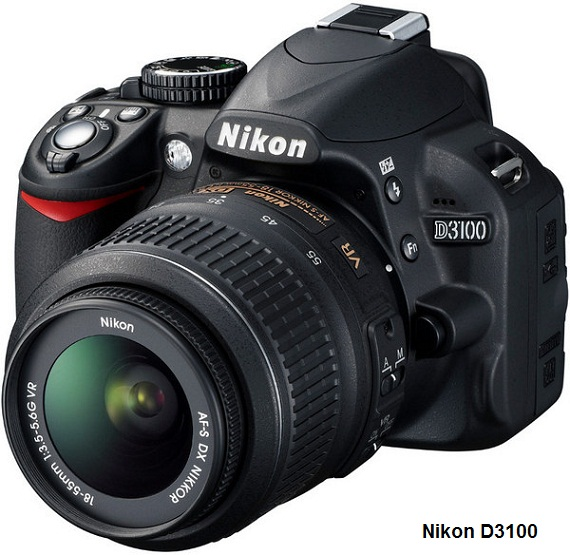 Nikon D3100 features, specs and review