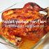 fırında haşlanmış tavuk kızartması
