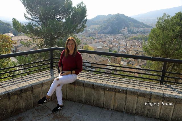 Mirador de la Basílica del Puy, Estella-Lizarra