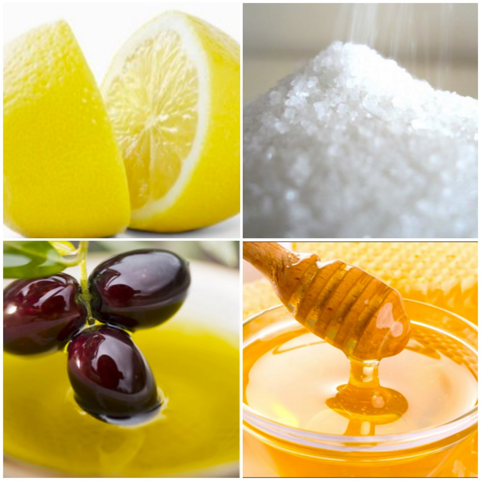 Lemon Sugar Facial Scrub For Acne Scars