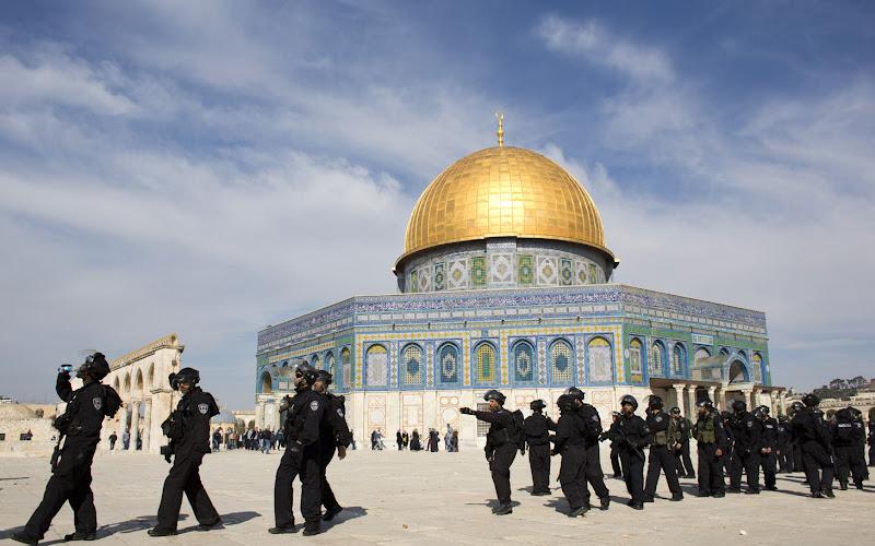 Le Maroc ne laissera pas Israël judaïser la ville de Jérusalem.