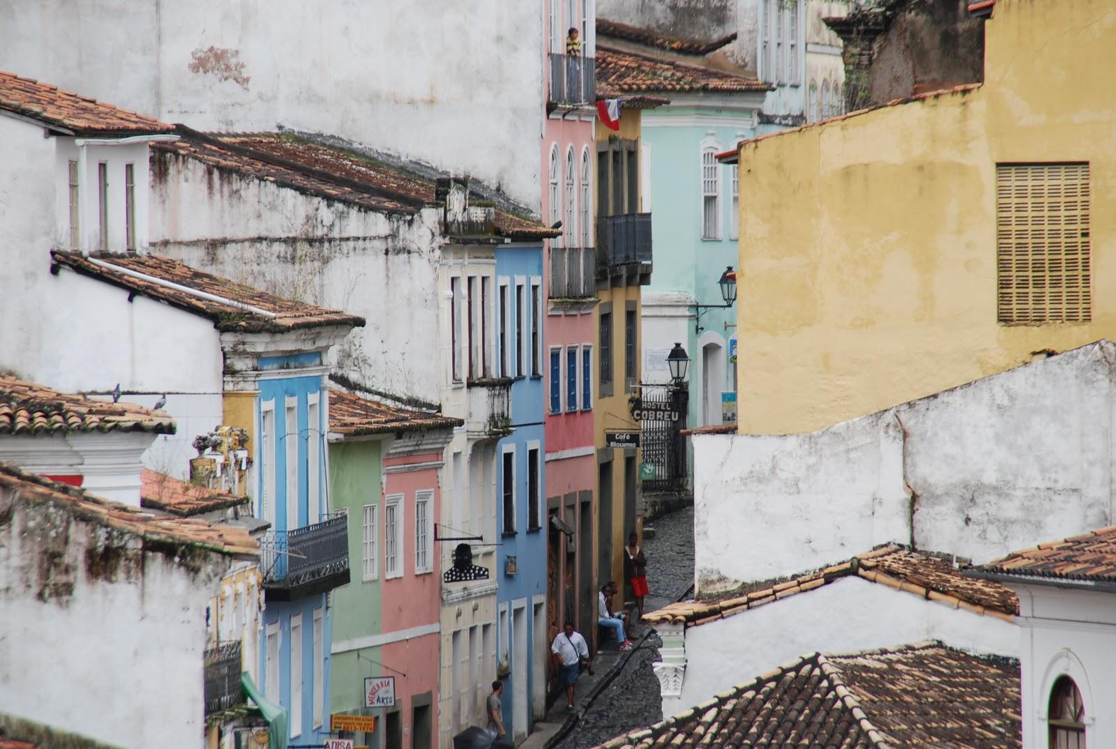 Mit Brasilien: Besøg i Brasiliens første hovedstad