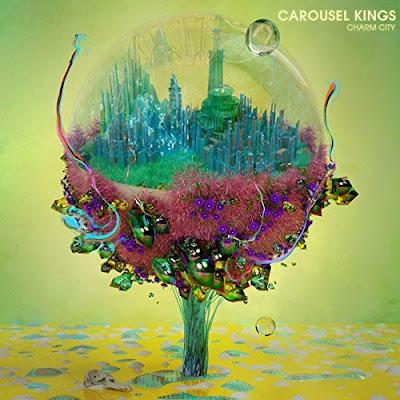"""Δέκα τραγούδια από το νέο album των Carousel Kings """"Charm City"""""""