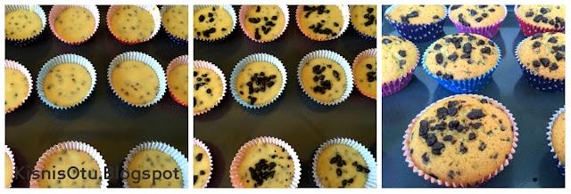 Dr. Oetker, Muffin, Market, Raf, Hazır, Çikolata, Tatlı, Çay, Kek, kişniş